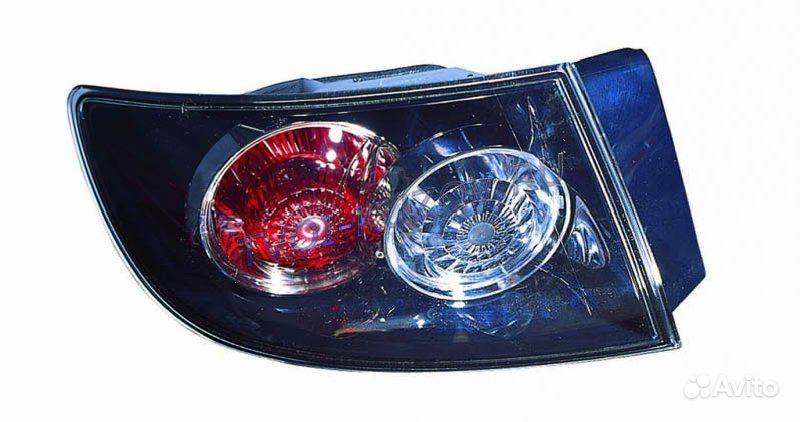 Марка авто: MAZDA 3 (04-09)Год: 2007-2009 Неоригинальный фонарь задний на M