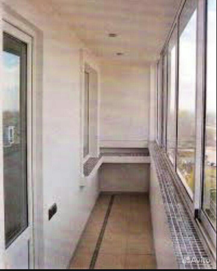 Балконы в панельных домах фото..