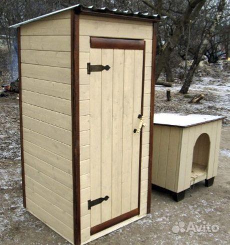Самый дешевый туалет для дачи своими руками