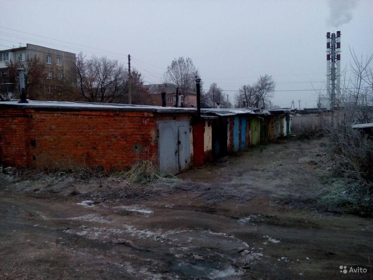 Продаю: Гараж, 10 м. Тульская область, Новомосковск