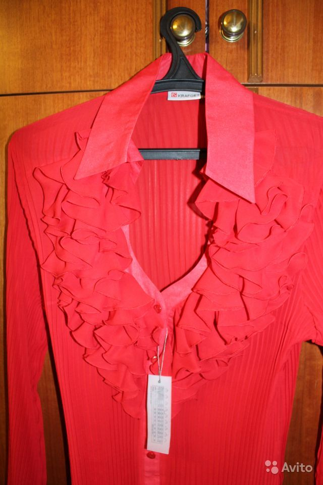 Блузки 52 Размера Купить