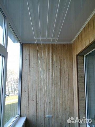 Отделка, ремонт балконов и лоджий 89179602783 купить 1