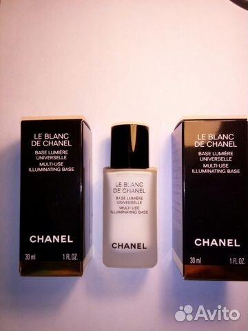 Шанель основа под макияж