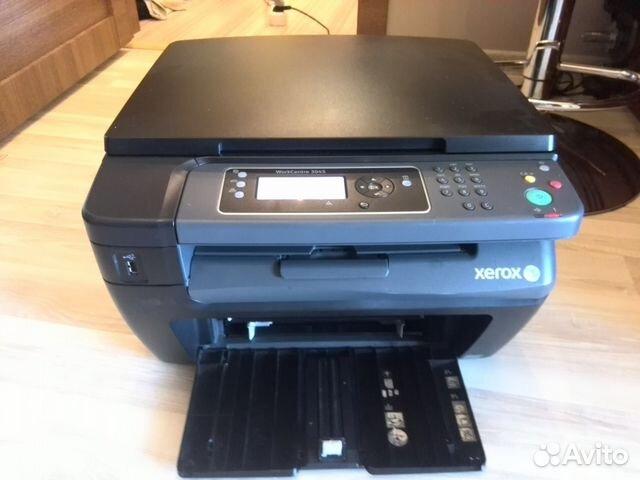 Xerox 3045 инструкция