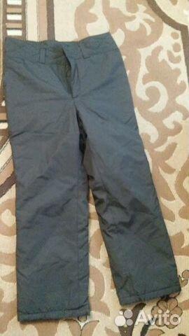 Теплые штаны 89887087878 купить 1