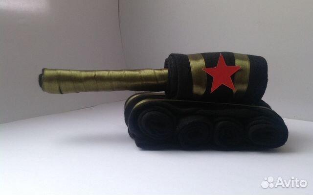 Подарок на день танкиста вот 380