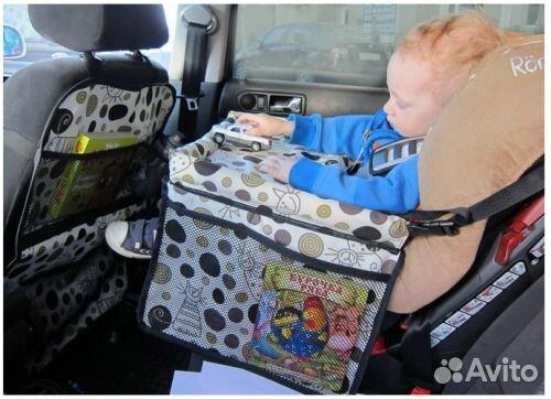 Кресло для детей в машину своими руками 93