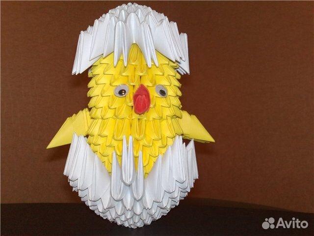 Модульное оригами поделки для детей