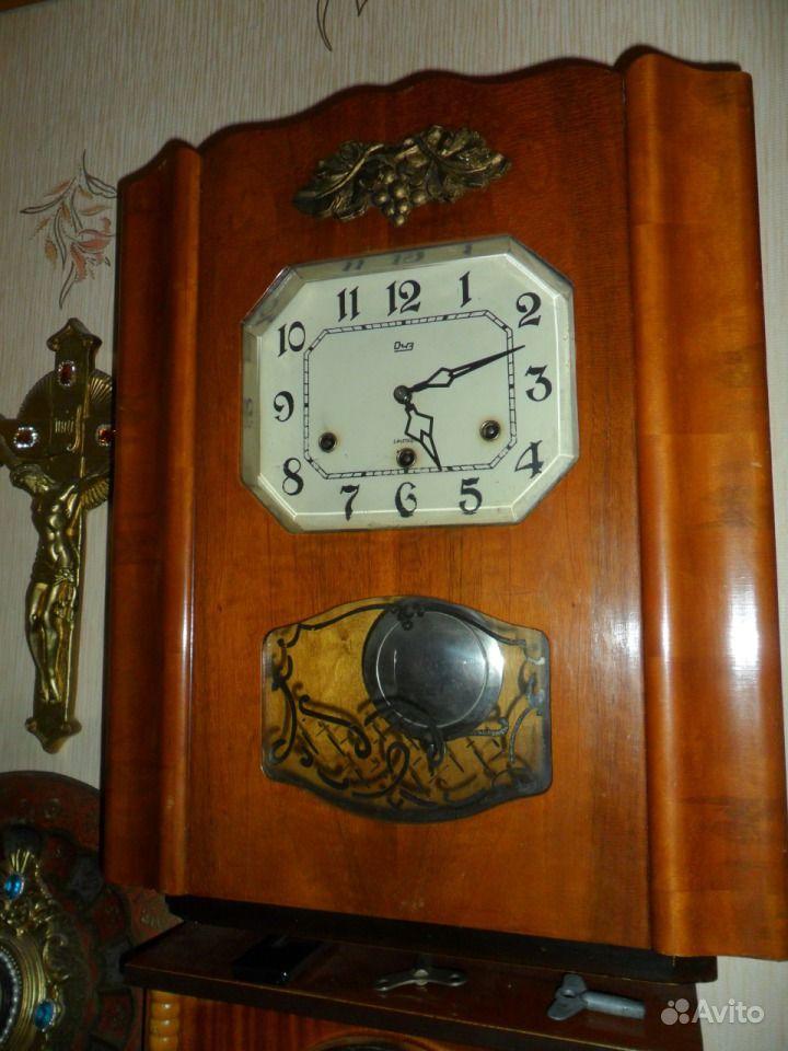 """Часы настенные с боем очз """""""