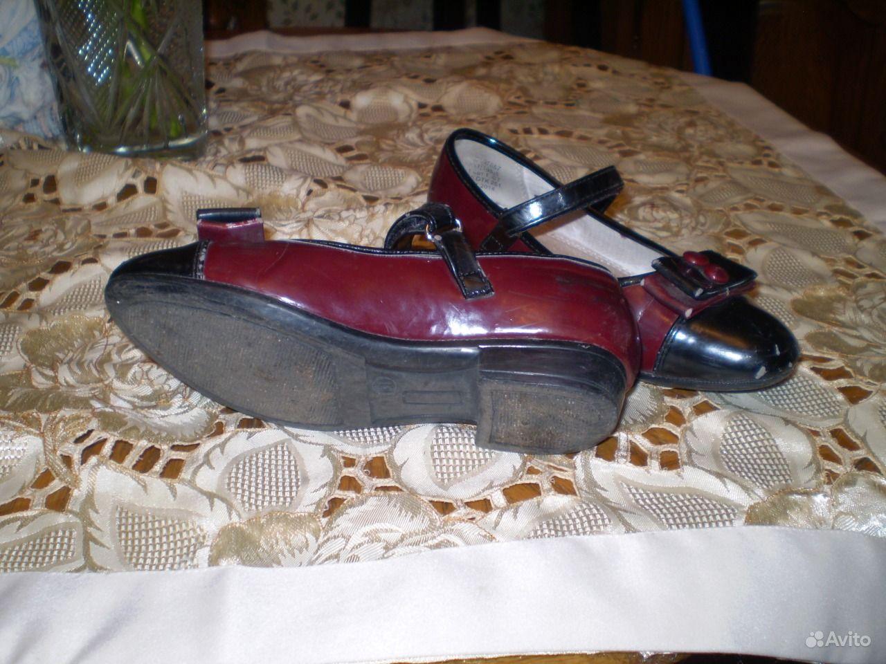 Ортопедические туфли для девочек школьные 9