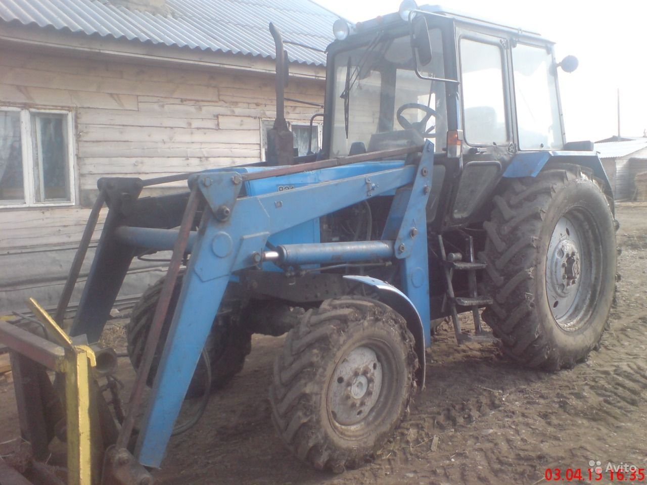 Тракторы в Иркутской области – цены, фото, отзывы, купить.