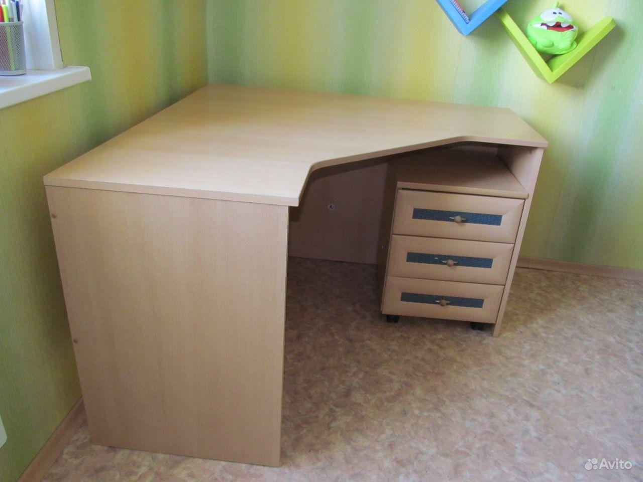 Письменный стол лазурит