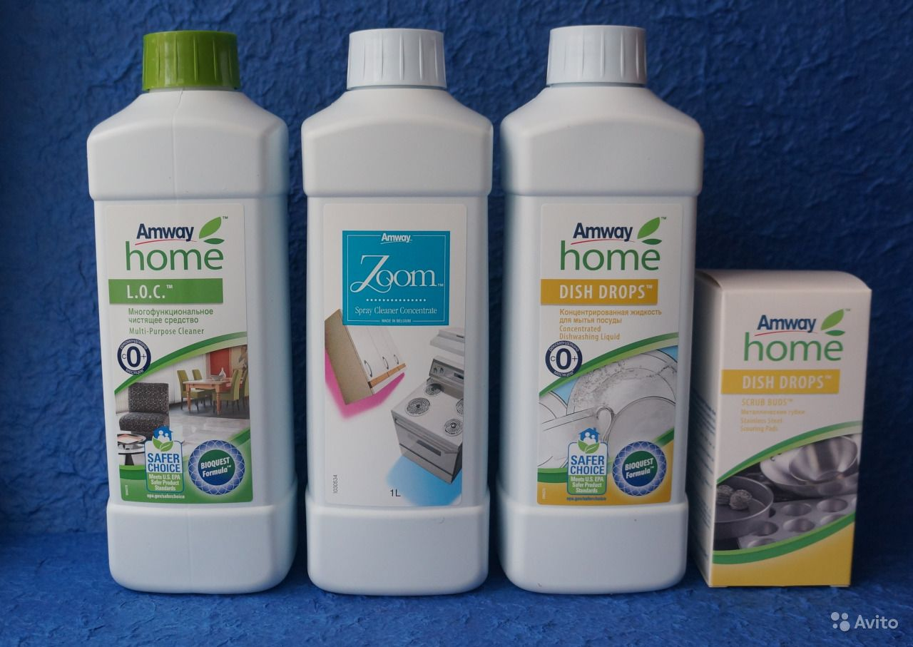 Амвей многофункциональное чистящее средство на кухне фото