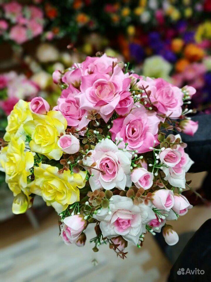 Цветы искуственные купить на Зозу.ру - фотография № 5
