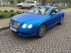 Bentley Continental GT, 2004