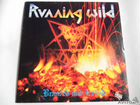 "Running Wild ""Branded and exiled"" LP 1985"
