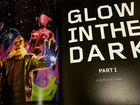 Книга Glow in the dark. Kanye West