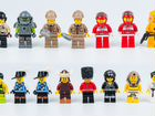 Collectable minifigures Lego Лего минифигурки