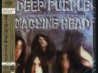 Deep Purple. Machine Head (sacd Hybrid) Japan CD