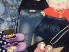 Пакет вещей на девочку от 2,5 лет