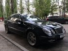 Mercedes-Benz E-класс 2.1AT, 2004, седан
