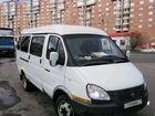 ГАЗ ГАЗель 3221 2.3МТ, 2005, микроавтобус