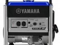 Yamaha EF1000FW бензиновая электростанция — Ремонт и строительство в Москве
