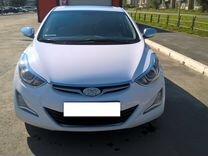 Hyundai Avante, 2013 г., Екатеринбург