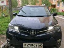 Toyota RAV4, 2014 г., Москва