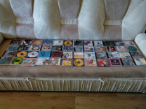 Диско музыкальная коллекция 80-90