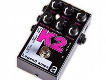 AMT electronics K-2 legend amps 2