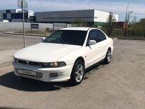 Mitsubishi Galant, 1998, с пробегом, цена 100 000 руб.