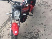 Электрон скутер Omaks V1 — Мотоциклы и мототехника в Москве