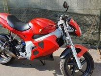 Gilera DNA — Мотоциклы и мототехника в Москве