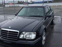 Запчасти на Mercedes-Benz W124 E320(волк)