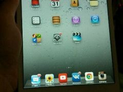 iPad mini 16gb wi-fi ios 6