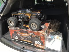 Hpi Savage XL Octane
