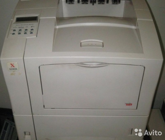 Xerox DocuPrint N2125— фотография №1