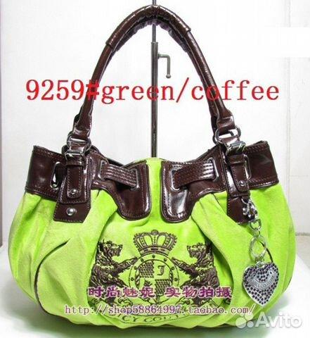Новая коллекция сумок juicy couture