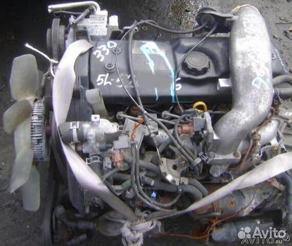 двигатель toyota 5l