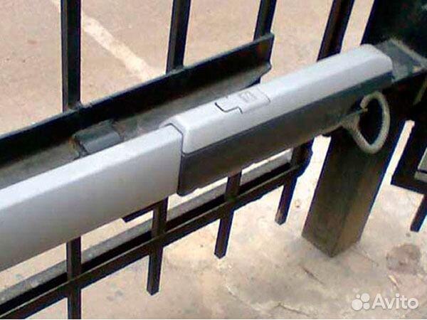 Распашные ворота с приводом came ворота металлические глухие распашные цена