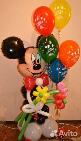 фото игрушки из шаров