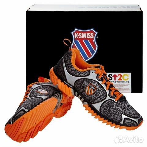 fde41a1d1661 Новые женские кроссовки K-Swiss 39 размер