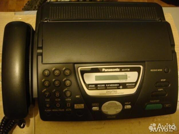 Как правильно вставить бумагу в факс panasonic kx-ft78 инструкция
