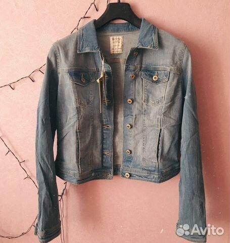 Куплю джинсовую куртку спб