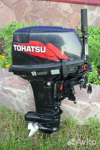 лодочный мотор тохатсу уфа официальный дилер