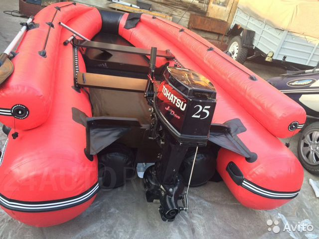 электромотор для лодки красноярск
