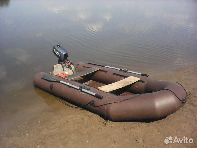 моторы для лодок бу в кирове