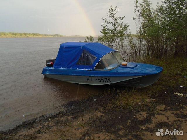 купить лодку казанку 5м2 в перми