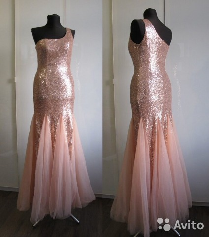 9515e9ff691 Вечернее Платье праздничное блестящее